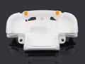 Speedometer Gauge Instrument Cluster Housing Cover For Honda GL1800 (2011-2012) White