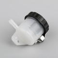 Universal Front Brake Fluid Bottle Master Cylinder Oil Reservoir Cup