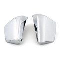 Battery Side Fairing Covers For Honda 750 VT750C Shadow AERO (04-13) 750 VT750C2 Shadow Spirit (07-13) Chrome