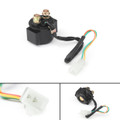 Starter Solenoid Relay For Polaris Phoenix 200 (05-13) Sawtooth 200 (06-07) UTV RZR 170 169CC (12)