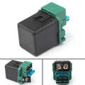 Starter Relay Solenoid For Honda PES125 PS150 (06-09) CRF450X (05-16) CRF250 L (13-15) XL125V  (01-06) CRF250L (13-16) NSS250 REFLEX (01-07)