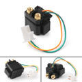 Starter Solenoid Relay Ignition For Yamaha SR 125 10F (00-02) XN 125 Teos SE041 (00-03) XQ 150 Maxster SG061 (01-02)