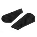 Tank Traction Pad Side Gas Knee Grip Protector For Suzuki GSXR 600 750 (11-14) Black