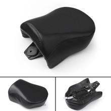 Rear Passenger Pillion Seat For Sportster Xl 883 1200 (2010-2017) Black