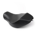 Front Seat Rider Solo Saddle Pad for Sportster XL 883 1200 (10-17) Black