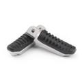 Front & Rear Footrests Foot Pegs For Suzuki DL650 V-Strom DL1000 V-Strom GSF1250 Bandit 1250 GSX1250