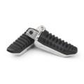 Rear Footrests Foot Pegs For Suzuki SFV650 SV650 SV1000 TL1000 GSR400 GSR600 GSR750