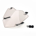Front Headlight Guard Cover Lens Protector For BMW R1200GS WC (13-17) ADV WC (14-17) Smoke
