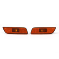 Front Bumper Pair Turn Signal Lamp Light For Volvo S80 (1998-2006)