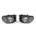 Pair Foglight Fog Light Lamps Assy With Bulb For Audi A8 D3 (2006-2008)