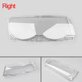 Car Clear Headlight Headlamp Lens Cover Shell Right For BMW E38 (1999-2001)