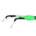 Throttle Cable Wire For Kawasaki Ninja ZX-6R (2007-2008) Green