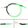 Wire Steel Clutch Cable Replacement For Kawasaki Ninja ZX-6R (2009-2016) Green