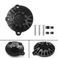 CNC Aluminum Engine Stator Cover Guard Protector For Kawasaki Z900 (2017) Black