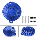 CNC Aluminum Engine Stator Cover Guard Protector For Kawasaki Z900 (2017) Blue