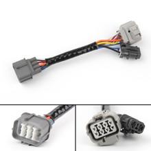 Obd2 8Pin To Obd1 Distributor Adapter Harness For Honda Acura Civic Dizzy (99-00) Black