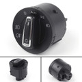 Car Headlight Fog Lamp Adjust Switch Control Botton For VW Golf 7 MK7