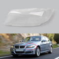 Left Side Headlight Headlamp Lens Cover For BMW 3 Series E90 (06-12)