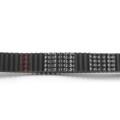 Drive Belt 59011-0037 For Kawasaki KAF820 Mule PRO-FX EPS LE, KAF1000 Mule PRO-DXT EPS LE (16-18) EPS Camo (16-17) Ranch Edition (17) Black