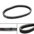 Drive Belt For Kawasaki Brute Force 650 4x4i (06-13) 750 4x4i (05-11) KFX700 V Force (04-05) Prairie 650 700, Black