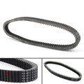 Drive Belt 0627-048 For Arctic Cat 4-STROKE TOURING TRAIL, BEARCAT 340 440 550 570, Cat PANTHER 340 370 660 600, T660, Black