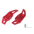 Steering Wheel Shift Lever Paddle Gear DSG For Audi A5 (16) S3 (15-17) S5 (16-17) S6 (15) SQ5 (14-16) RS3 (15-16) RS6 (15-18) RS7 (16) Red