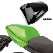 Rear Pillion Passenger Seat Cover Cowl For Kawasaki NINJA 650(ER6F ER6N) (12-16) NINJA 400 (14-16) Black