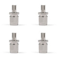 4PCs SMA Male Plug to TS9 Male Adapter WIFI Antenna Coax Connector RF Converter