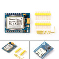 Mini A6 GA6 GPRS GSM Wireless Extension Module Board Antenna Tested Kit