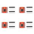 TB6612FNG Dual DC Stepper Motor Drive Controller Board Module Replace L298N