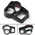 Speedometer Gauge Tachometer Clock Case Cover For BMW F700GS/F800GS/F800GS ADV (13-17) Black