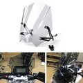 ABS Plastic Windshield Windscreen For BMW G310R 2017-2018 Clear