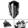 ABS Windshield Windscreen For Kawasaki Ninja 250SL 15-17 Black