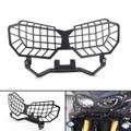 Front Headlight Guard Protector Grill For Honda CRF1000L Africa Twin 16 17 Black