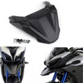 Front Hugger Wheel Cover Beak Extension For Yamaha MT-09 FJ-09 Tracer 17 Black