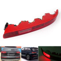 Rear Right Bumper Red Tail Light Reverse Fog Light Lamp For Audi Q7 06-15