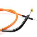 Wire Steel Clutch Cable Replacement For Yamaha MT-09 MT 09 14-17 Orange