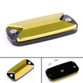 CNC Front Brake Fluid Reservoir Cover Cap For Honda Hornet 600/CB600F 900 CBR600 600RR Gold