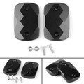 CNC Front/Rear Brake Reservoir Cover For Yamaha XMAX 300/X-MAX 300 17-18 Black