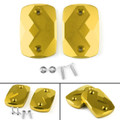 CNC Front/Rear Brake Reservoir Cover For Yamaha XMAX 300/X-MAX 300 17-18 Gold