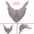 HEADLIGHT LENS COVER SHIELD SCREEN For Honda CB650F CBR650F CB500X 17-2018 Gunmetal