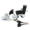 gnition Switch Fuel Gas Cap Seat Lock Key Kit For Honda NPS50 Ruckus 50 03-19