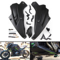 Body Frame Fenders Lower Fairing Panel Puig cover for Kawasaki Z900 ABS 17-18 Black