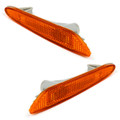 Side Marker Light in Bumper Turn Signal Lamp for Benz W211 E-Class 2003-2006
