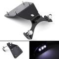 Aluminium License Plate Bracket For Yamaha R3/R25/MT-03/MT-25 Black