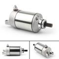 Starter For Kawasaki 21163-S004 KLX400R KLX400SR 03-04 KSF400 KFX 400 03-06 Silver