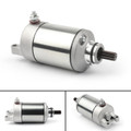 Starter For Suzuki LTZ400 Quadsport Z400 03-09 DR-Z400 00-04 DR-Z400E 00-09 DRZ400S 00-17 DRZ400SM 05-17 Silver