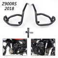 Engine Guard Crash Bars For Kawasaki Z900RS Cafe 2018 Black