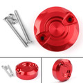 Rear Brake Fluid Reservoir Oil Cap For Ducati 1199 Panigale 11-14 Ducati 1299/899/939/959/1200R Red
