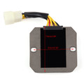 Voltage Regulator Rectifier For Kawasaki ZZR600 ZX600D2-4 (91-93) Ninja ZX-6 ZX600 (91-92)
